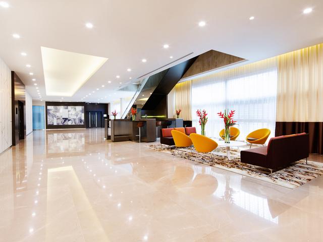 Meeting Rooms @ Novotel
