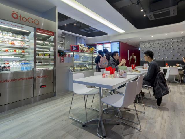 Cafe O (Sai Ying Pun)