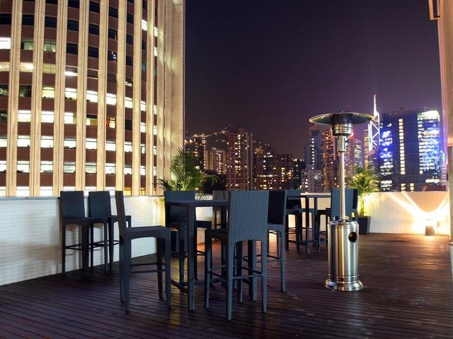 The Habitat Lounge