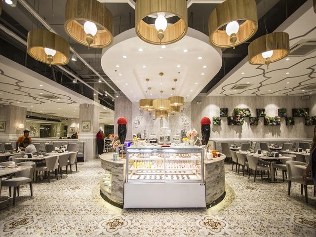 Four Seasons Buffet & Hotpot - Manhattan Parkview Cubao