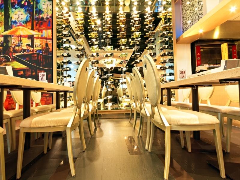 Vikings Luxury Buffet: SM North Edsa The Block