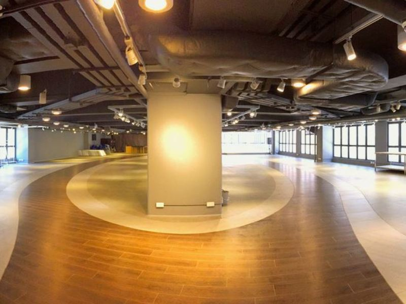The space d2 place one venuerific hongkong for Space v place