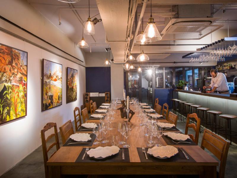 Dine Art - Chef Cosimo's Private Kitchen