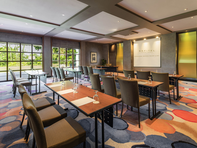 Sofitel Singapore Sentosa Resort & Spa (Meeting Rooms)
