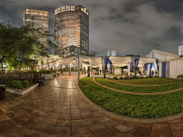 The Atrium Ballroom & Function Rooms Anggrek 1-5 & The Garden (Sampoerna Strategic Square)
