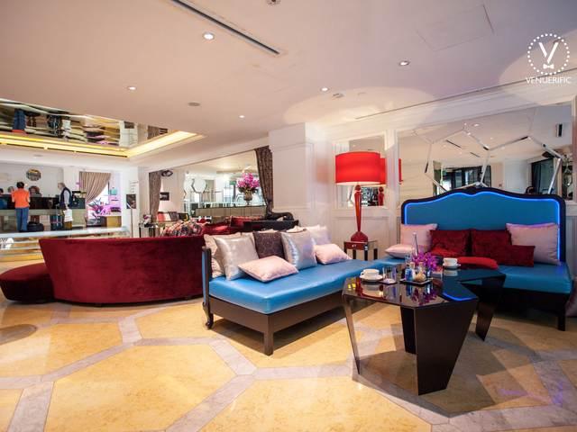 So Lobby Lounge