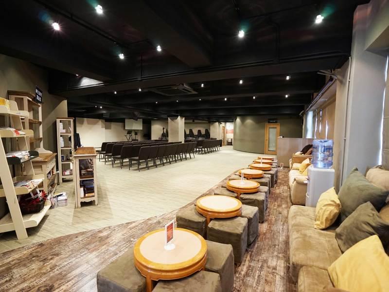 Multi-Purpose Auditorium and Meeting Room