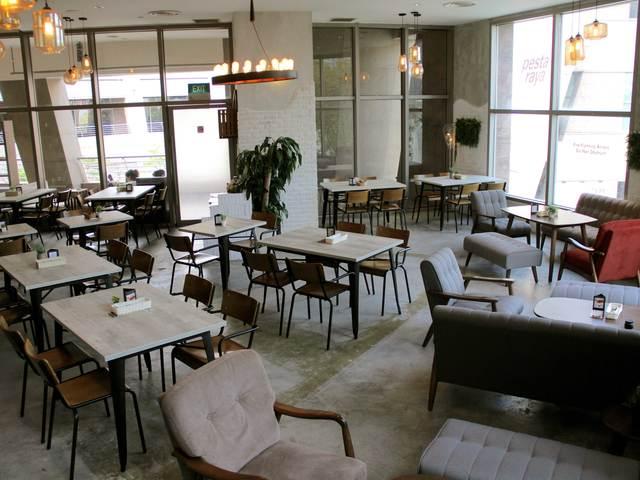 Nigiro Cafe @ Esplanade Mall